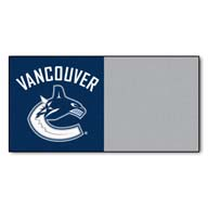 Vancouver Canucks FANMATS NHL Carpet Tiles