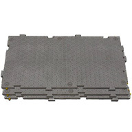 Anthracite Gray (Perforated)OmniDeck™ Ground Protection Panels