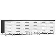 Starfire White MetallicUlti-MATE Garage 2.0 8-PC Workstation - Drawers
