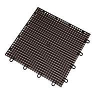 Midnight Black Outdoor Sports Tiles