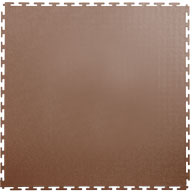 Brown7mm Smooth Flex Tiles