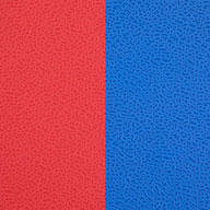 "Red/Royal Blue1"" MMA Mats"