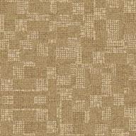 Tan Joy Carpets Prism Carpet Tile