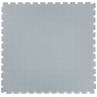 Light Gray Coin Flex Tiles