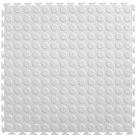 White Coin Flex Tiles