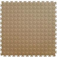 Beige Coin Flex Tiles