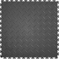 Dark Gray Diamond Flex Tiles