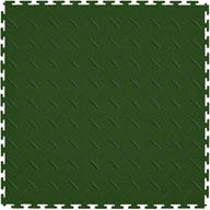 Forest Green Diamond Flex Tiles