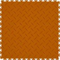 Orange Diamond Flex Tiles