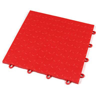Victory Red Coin Grid-Loc Tiles™
