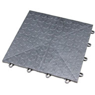 Graphite Coin Grid-Loc Tiles™