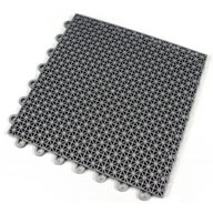 Silver Vented Ultra-Loc Tiles