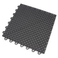 Dark Grey Vented Ultra-Loc Tiles