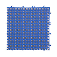 Royal Blue Raised Grip-Loc Tiles