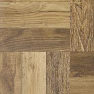 Dark Wood Dance Tiles