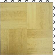 Light Wood Dance Tiles - Deluxe