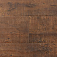 "Dark Walnut Baroque 3/4"" x 2"" x 96"" Stair Nosing"