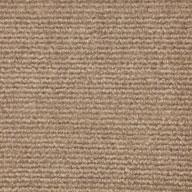 Stone Beige Wide Ribbed Carpet Tile