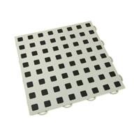 Grey w/ Black Premium Tiles w/ Traction Squares