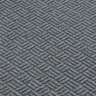 Slate Blue Portrait Entrance Mat