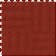Brick Red6.5mm Diamond Flex Tiles
