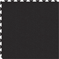 Black 6.5mm Smooth Flex Tiles