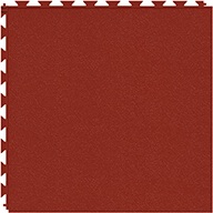 Brick Red 6.5mm Smooth Flex Tiles