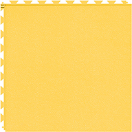 Yellow 6.5mm Smooth Flex Tiles