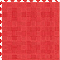 Red6.5mm Diamond Flex Tiles