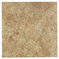 Ancient BeigeStone Peel & Stick Vinyl Tile