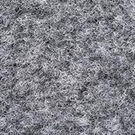 "Light Grey 5/8"" Premium Soft Carpet Tiles"