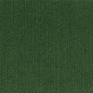 Hunter Green Ribbed Carpet Tile - Designer