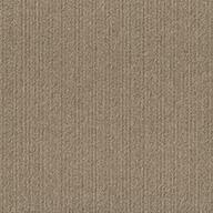 Taupe Ribbed Carpet Tile - Designer