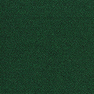 Green Wide Ribbed Carpet Tile