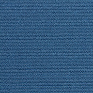 Blue Wide Ribbed Carpet Tile