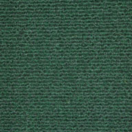 Hunter Green Wide Ribbed Carpet Tile