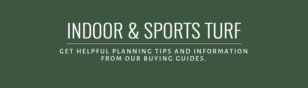 Sports Turf Buyer's Guide