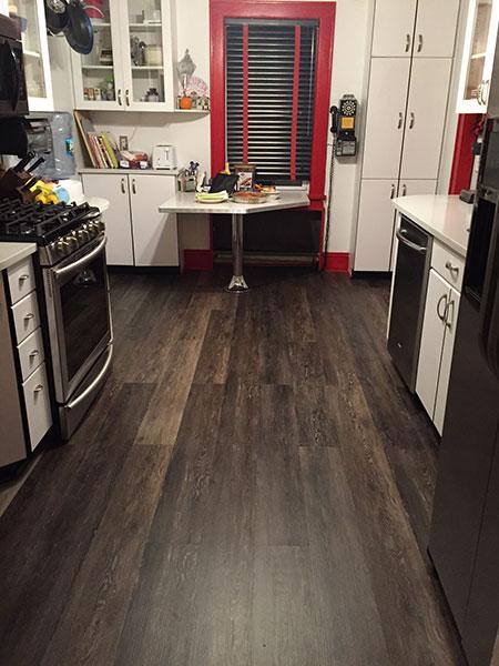 Usfloors coretec plus 7 wpc engineered vinyl flooring planks for Coretec wood flooring