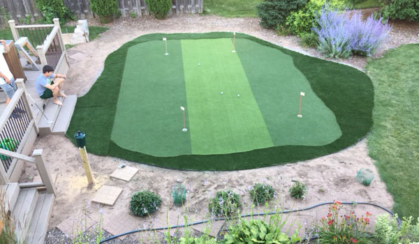 Premium Putting Green Turf Rolls Quality Putting Green Turf