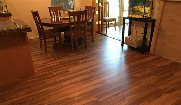 Customer Reviews Coretec Plus 5 Quot Waterproof Vinyl Planks