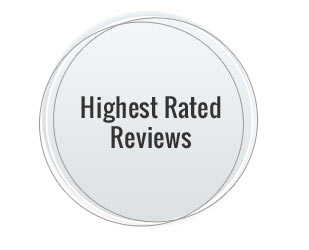 Highest Rated Reviews