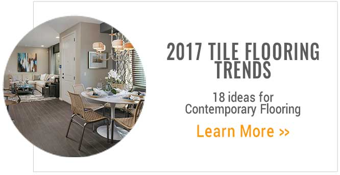 2017 Tile Flooring Trends