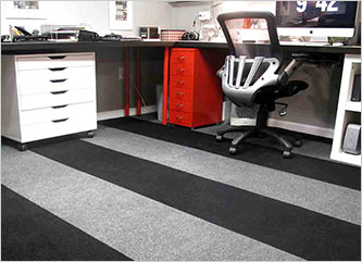 Hobnail Carpet Tile