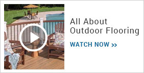 outdoor flooring Video