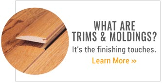 What Are Trims and Moldings?
