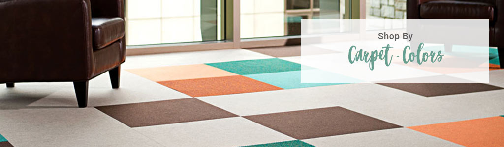 Carpet Tiles Shop By Color
