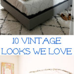10 Vintage Looks We Love: All your home vintage inspiration in one place!