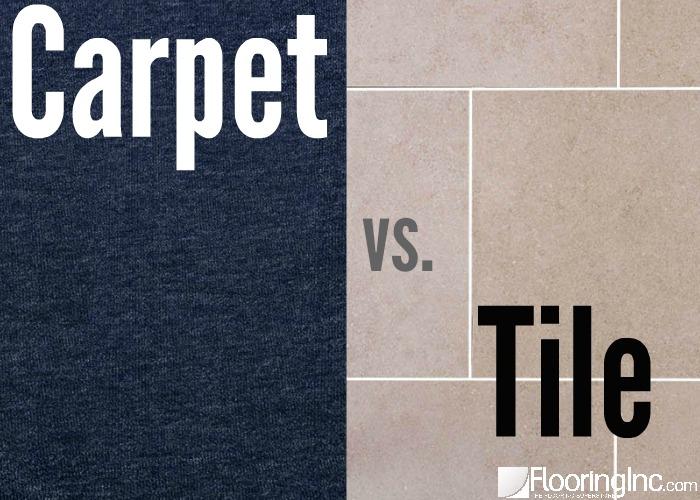 Images Of Carpet Vs Tile