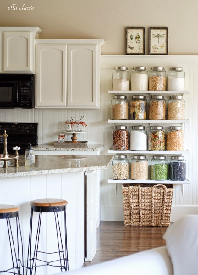 10 Kitchen Ideas We Love: 10 inspiring ideas for the kitchen with everything from storage to DIY to decor