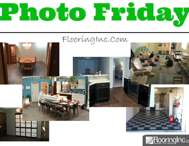 Photo Friday: See how our products look in an every day home or business!